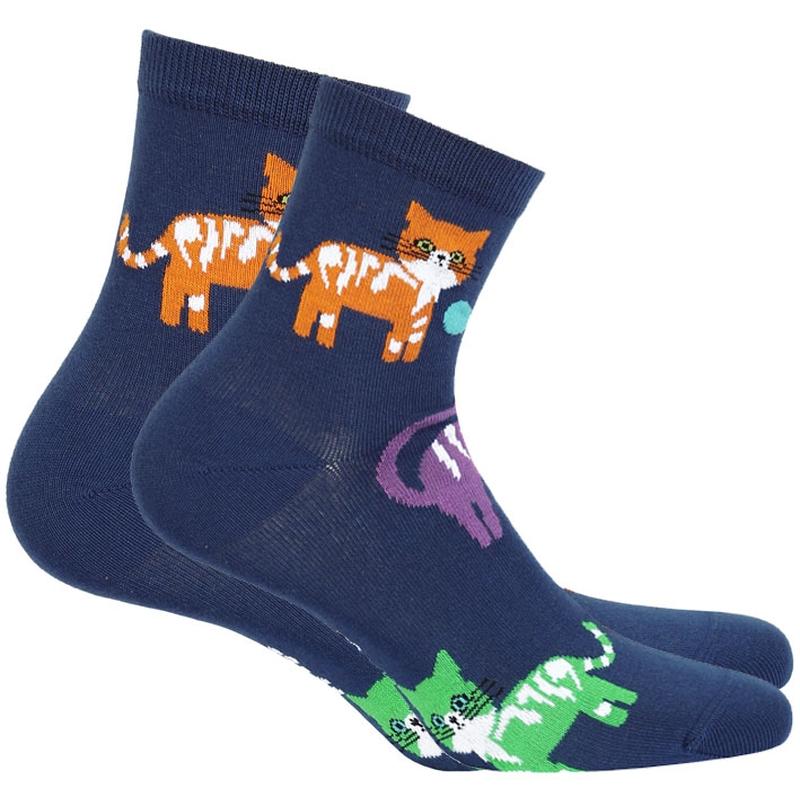 Dámské ponožky Wola W84.01P 676 B67